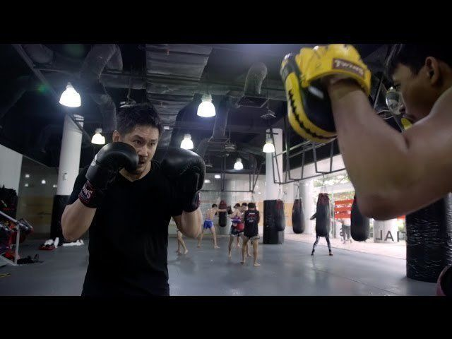 Chatri Sityodtong – Training