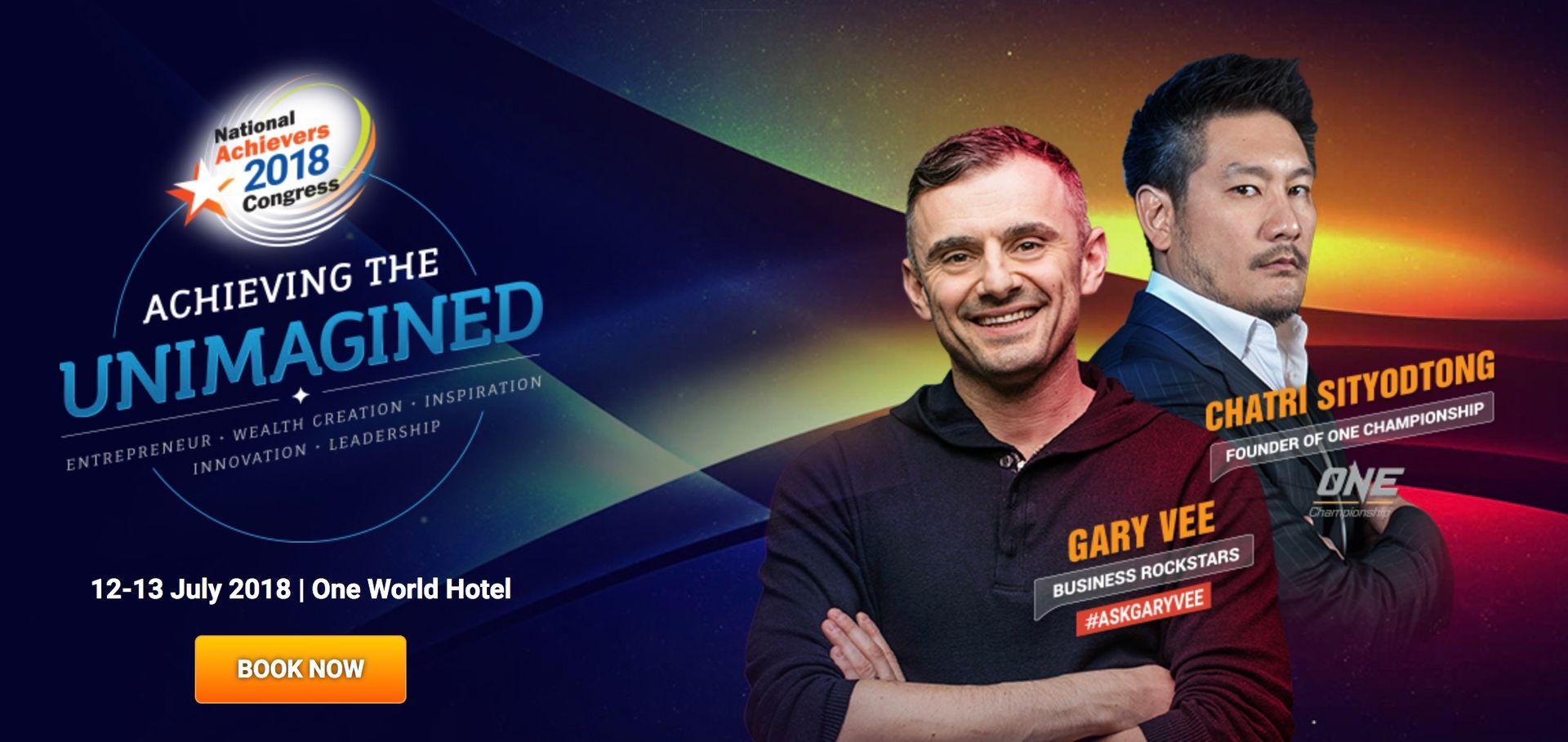 Join Me And Gary Vaynerchuk
