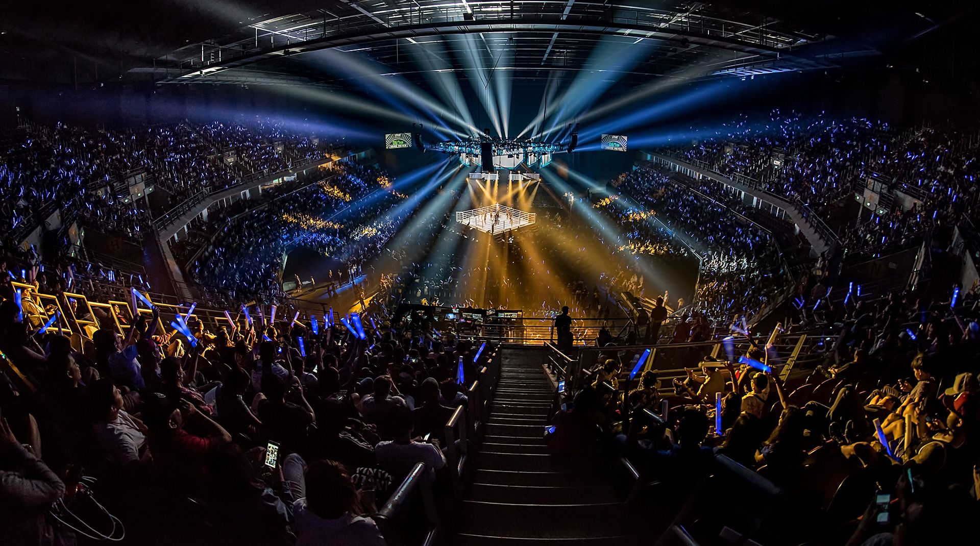 How ONE Championship Raised US$250 Million