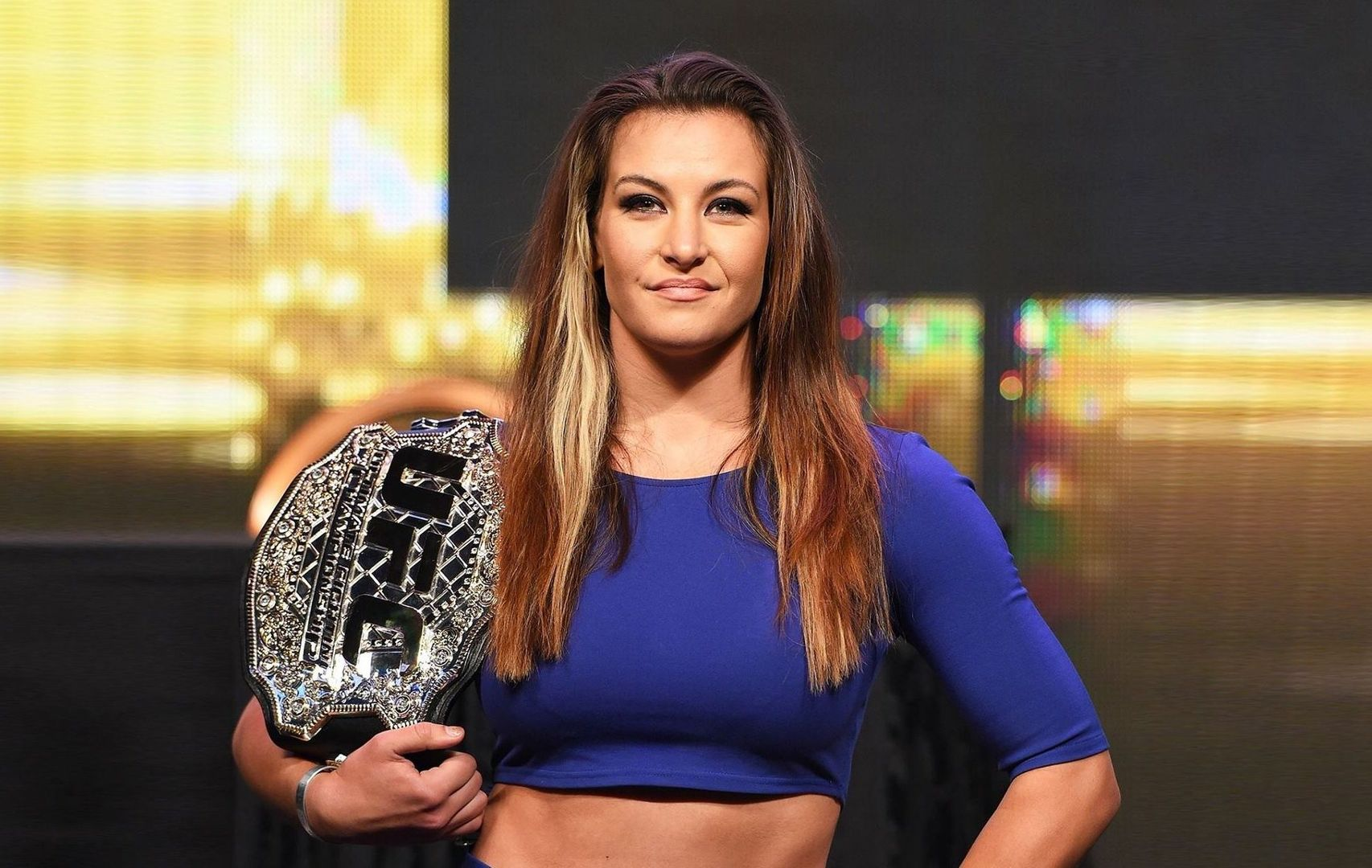 Miesha Tate And Her Asian Adventure!