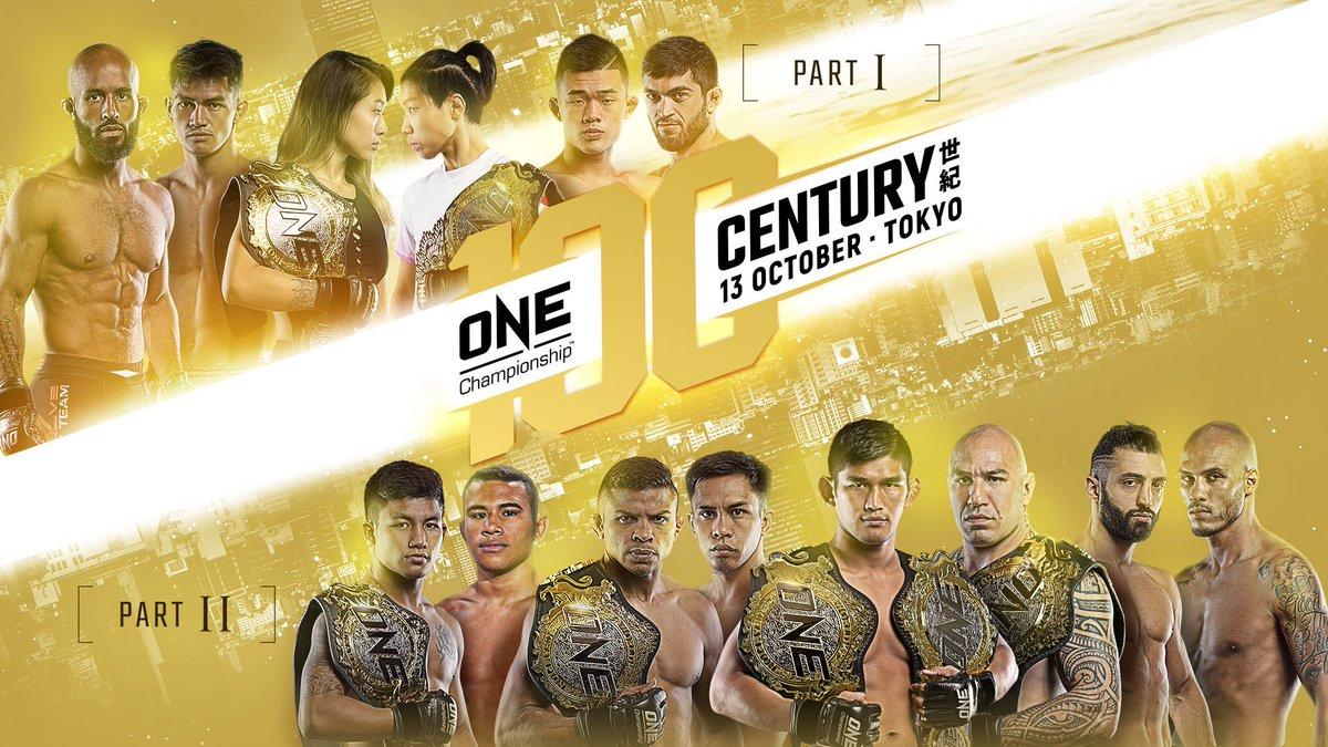 ONE: Century!