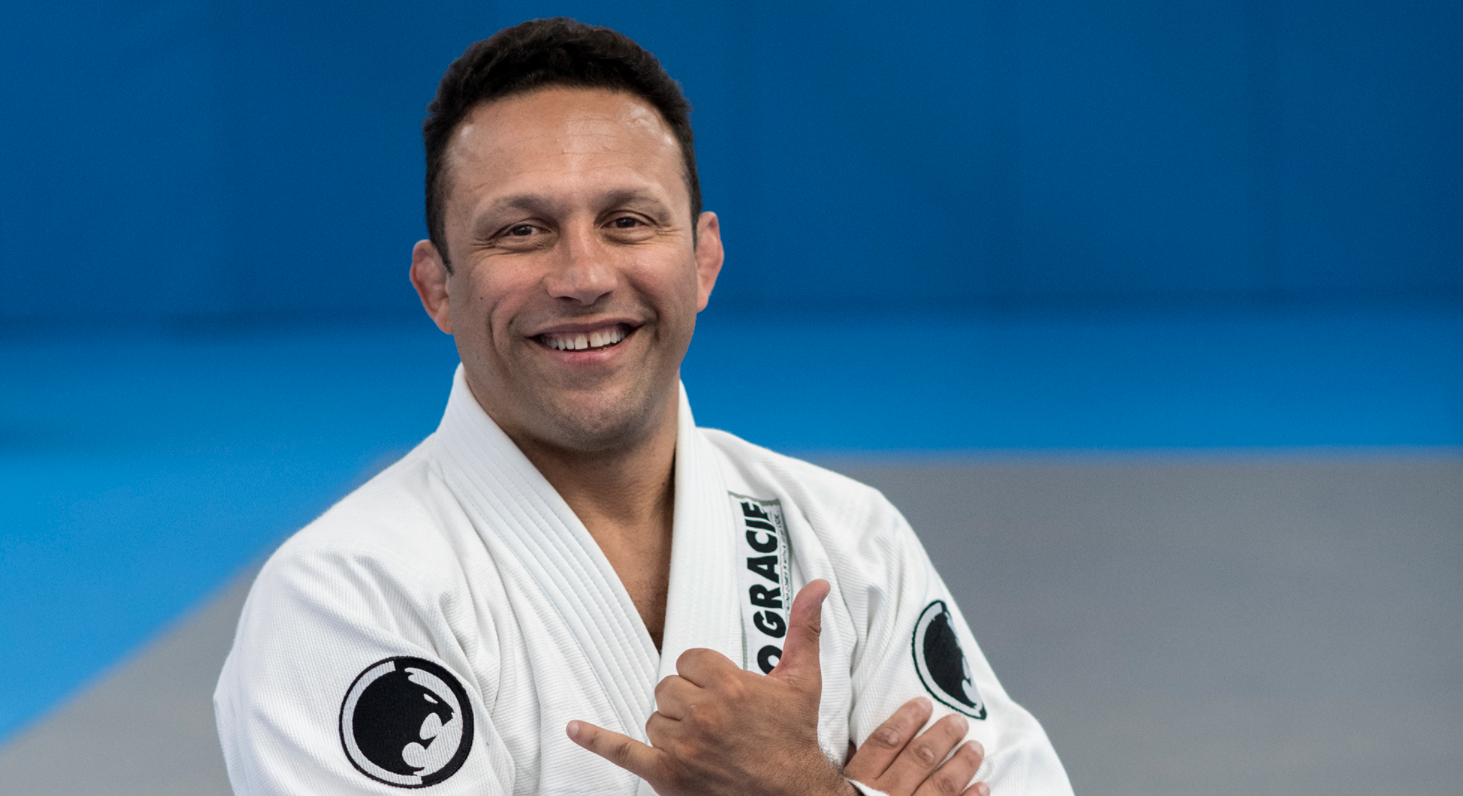 Renzo Gracie: My Brother From Another Mother