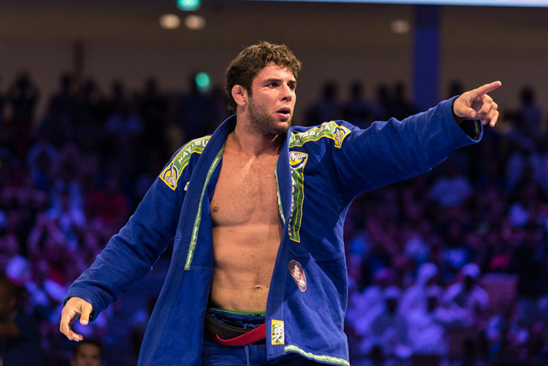 Buchecha Joins ONE Championship!