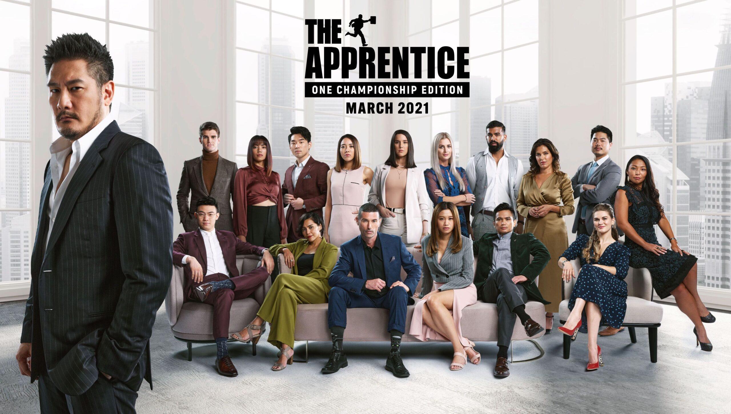 The Apprentice Premiere!